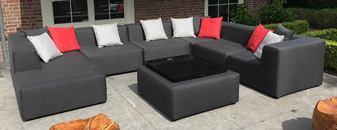 Exclusieve loungeset voor buiten   Outdoor Lifestyle