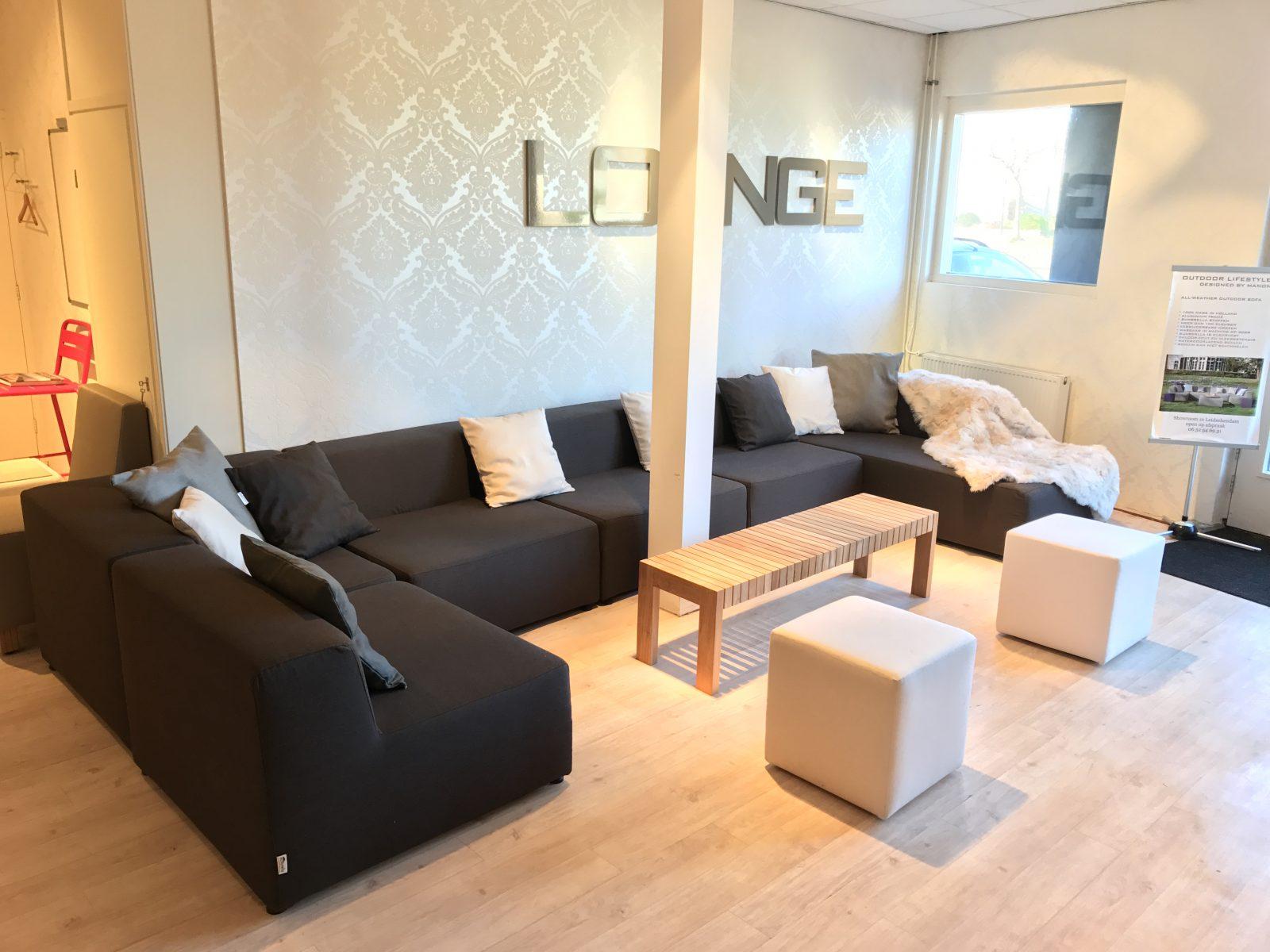 Design Bank Aanbieding.Aanbieding Donker Bruine Bank Outdoor Lifestyle