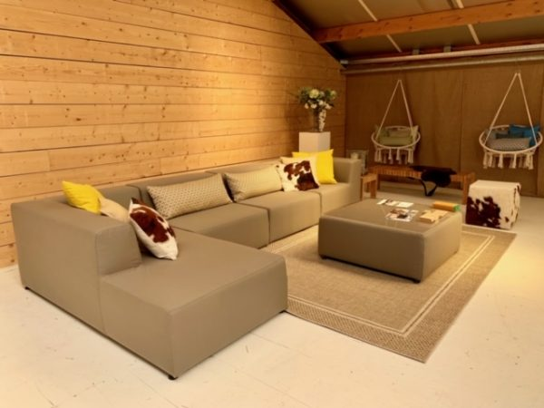 Loungeset Deauville Taupe