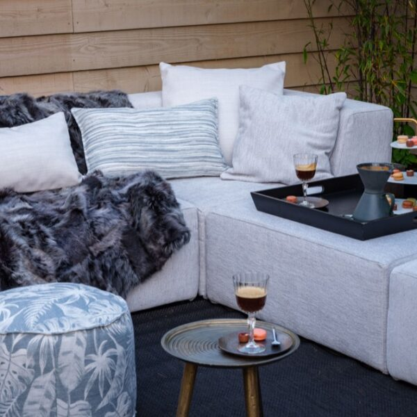 Loungeset all weather met kussens